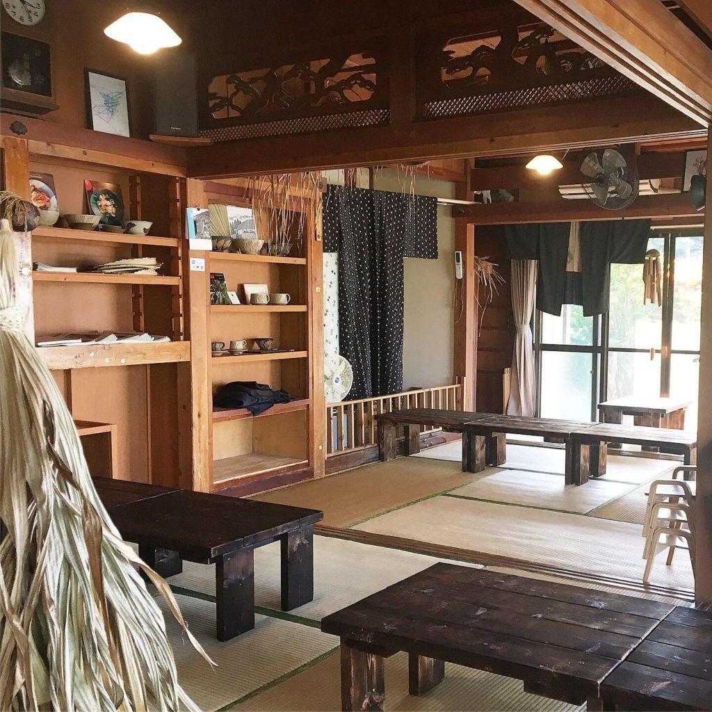 お箸づくりworkshop IN 「畑の茶屋結」